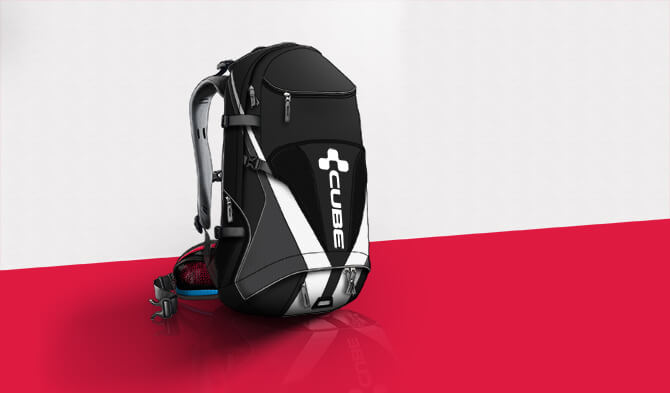 Cube Backpack