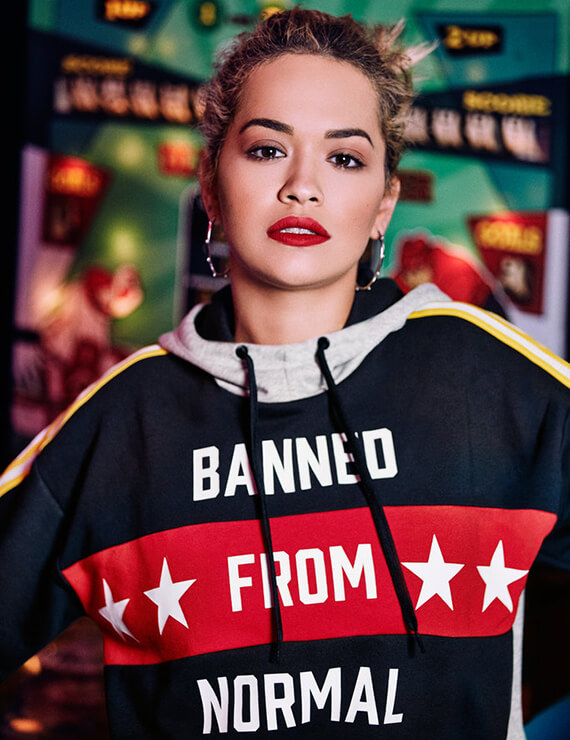 Rita Ora X Adidas Originals – Deconstruction